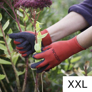 Red Gardening Glove Specialist